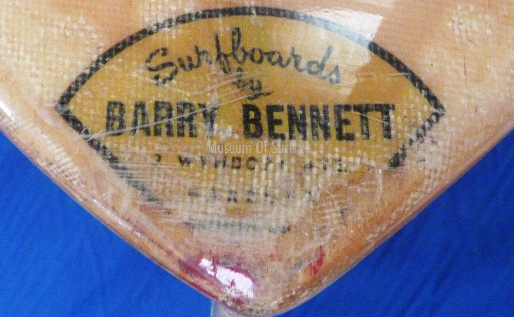 1 1 6 Barry Bennett Balsa Pig1024
