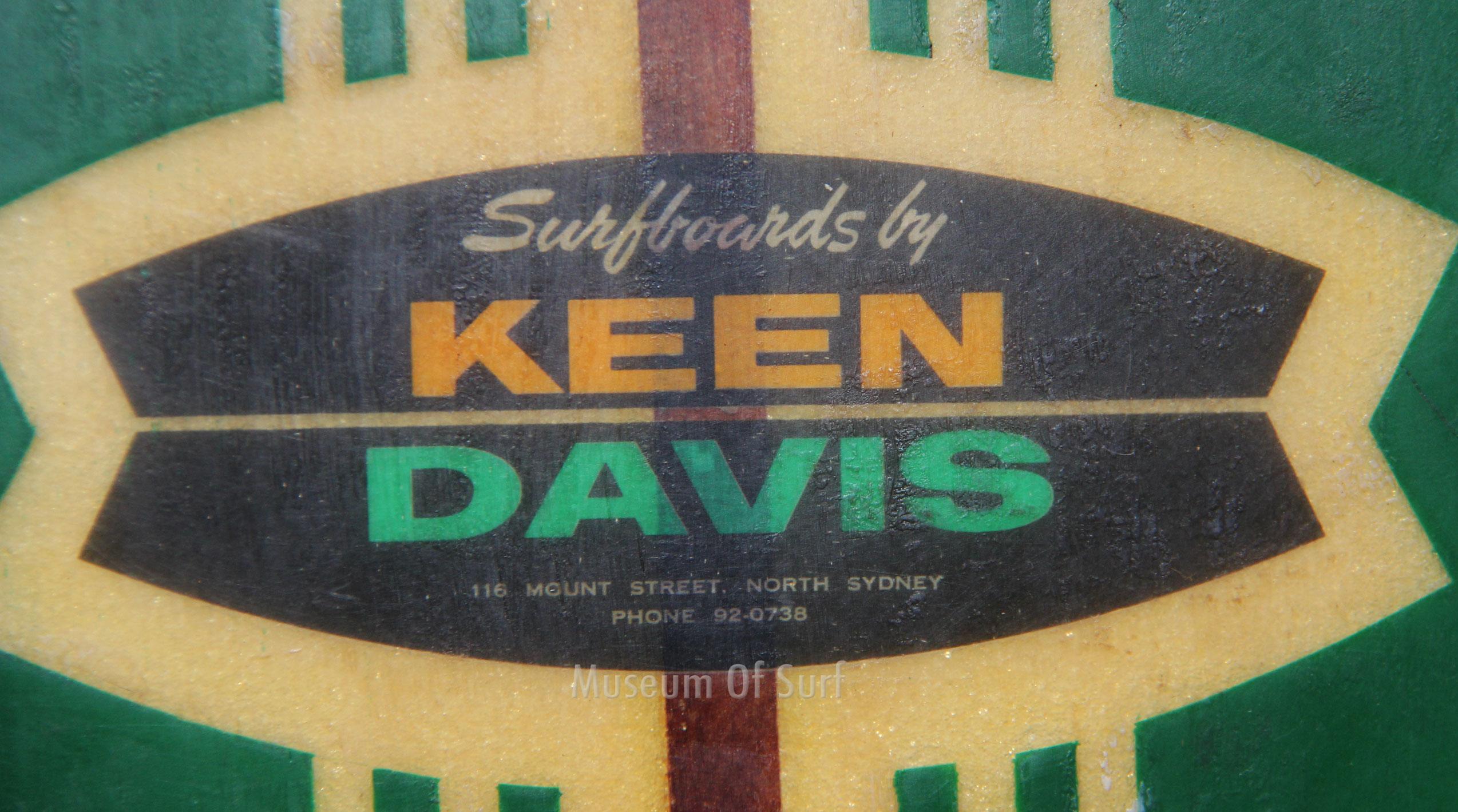 14 3 2 Keen Davis