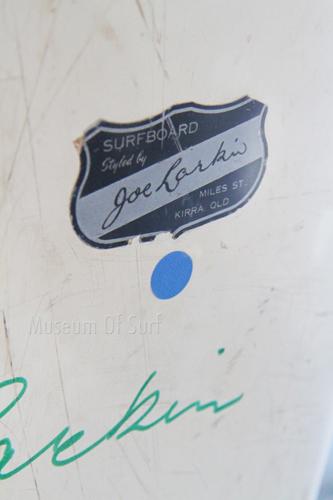 9 7 3 Joe Larkin