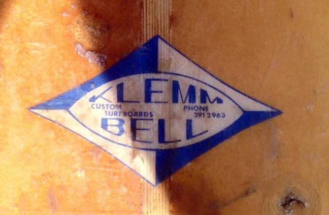 19 3 3 Klemm Bell